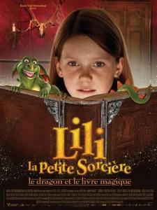Lilly la petite sorcière