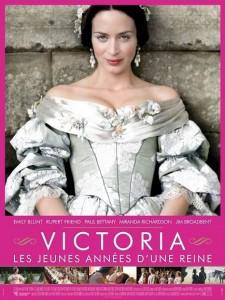 Victoria les jeunes années d'une reine