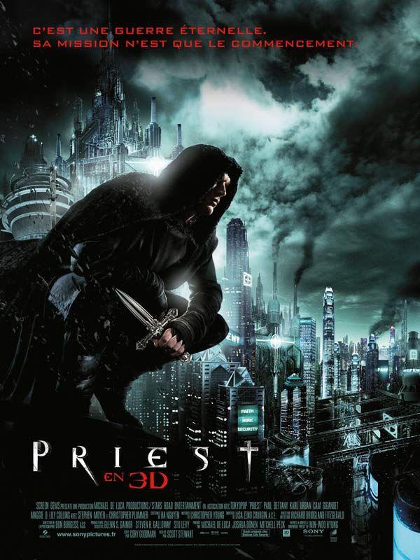 ... net pour gagner des places pour le film Priest | Place-de-cinema.com