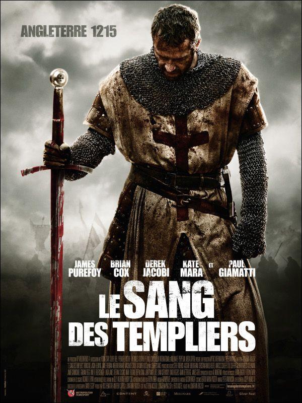 Le sang des templiers est un film d'Action , Aventure réalisé par