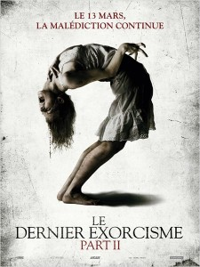 Le Dernier exorcisme  Part II