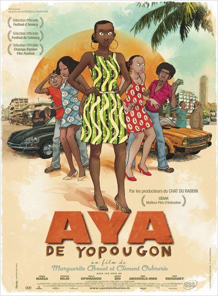 Aya de Yopougon, tous les concours pour gagner des places de cinéma pour le film