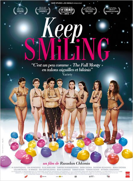 Keep Smiling, tous les concours pour gagner des places de cinéma pour le film