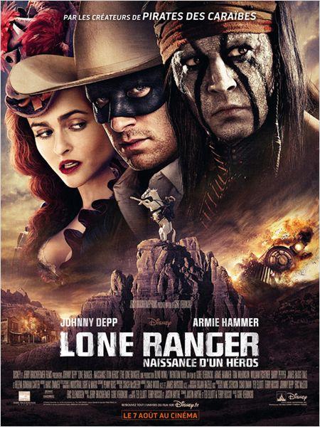 Lone Ranger, tous les concours pour gagner des places de cinéma pour le film
