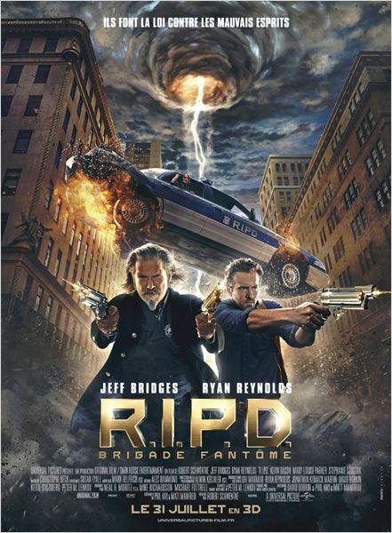 R.I.P.D. Brigade Fantôme, tous les concours pour gagner des places de cinéma