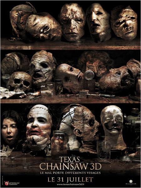 Texas Chainsaw 3D, tous les concours pour gagner des places de cinéma