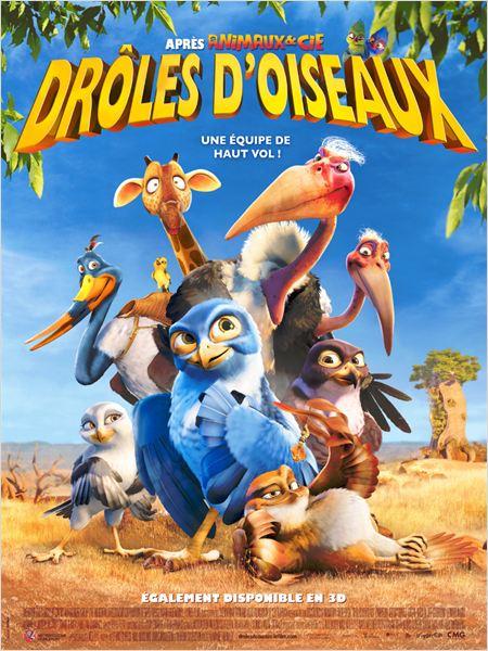 Drôles d'Oiseaux, tous les concours pour gagner des places de cinéma pour le film