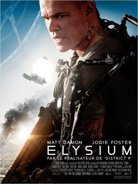 Elysium, tous les concours pour gagner des places de cinéma pour le film