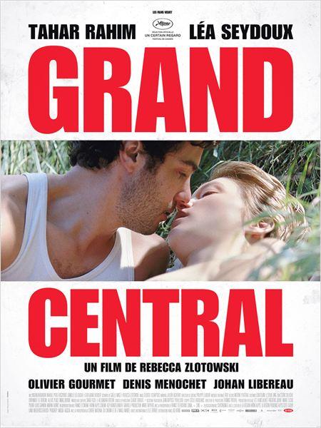 Grand Central, tous les concours pour gagner des places de cinéma pour le film