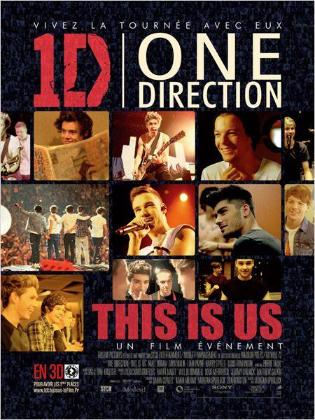 One Direction : This is us, tous les concours pour gagner des places pour le film