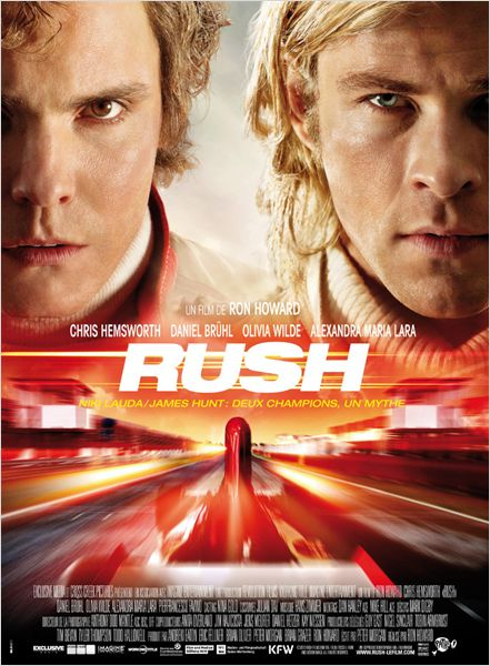 Rush, tous les jeux concours pour gagner des places de cinéma pour le film