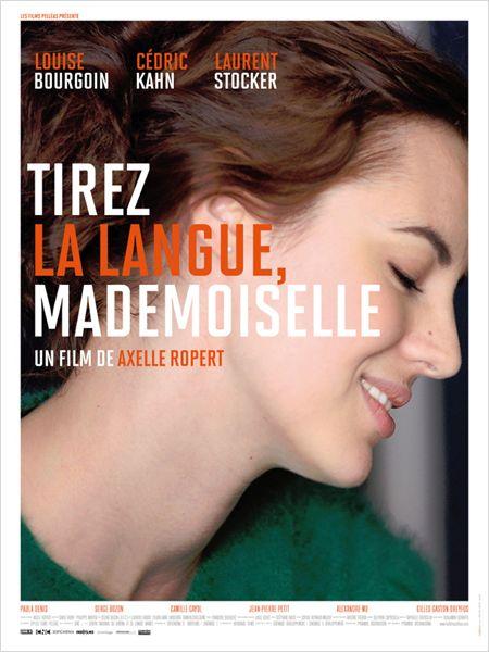 Tirez la langue Mademoiselle, tous les concours pour gagner des places de cinéma