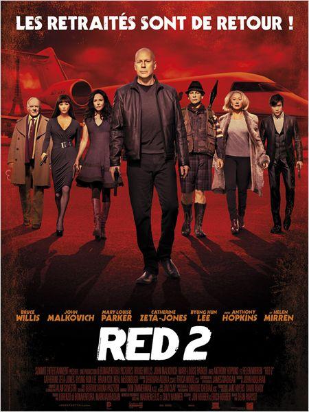 Red 2, tous les concours pour gagner des places de cinéma pour le film
