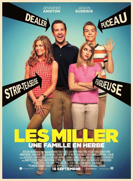 Les Miller, une famille en herbe – Tous les concours