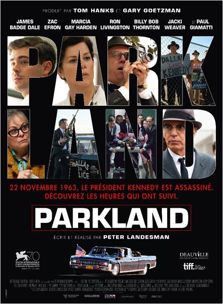 Parkland, tous les concours du net