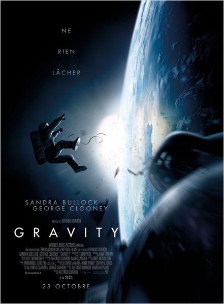Gravity, tous les jeux concours