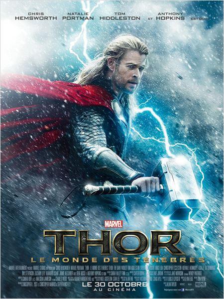 Thor : le monde des ténèbres, tous les jeux concours