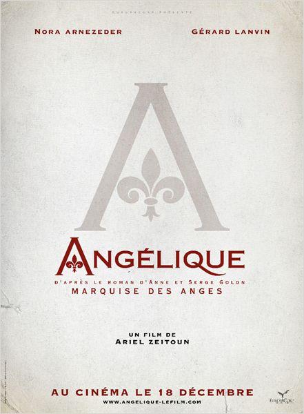 Angélique, tous les concours