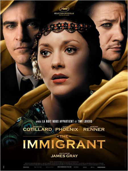 The Immigrant, tous les jeux concours