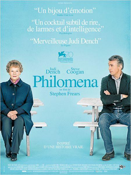 Philomena, tous les jeux concours