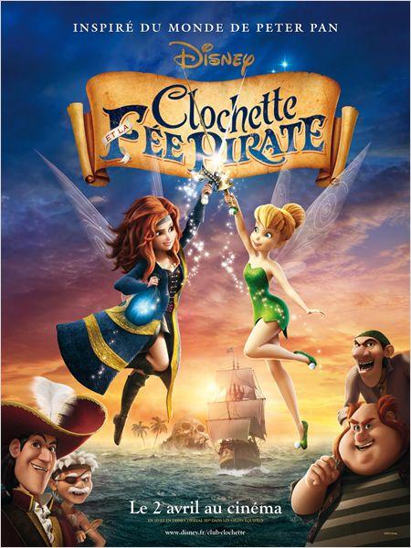 Clohette et la fée Pirate