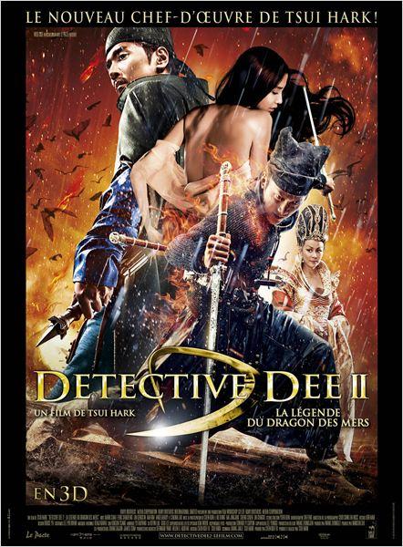 Détective Dee II La Légende du Dragon des Mers
