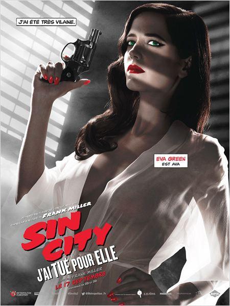 Sin City 2 - j'ai tué pour elle
