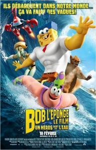 Bob l'éponge - Le film  Un héros sort de l'eau
