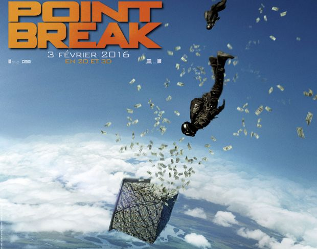 Point Break – Le crime n'a plus de limites