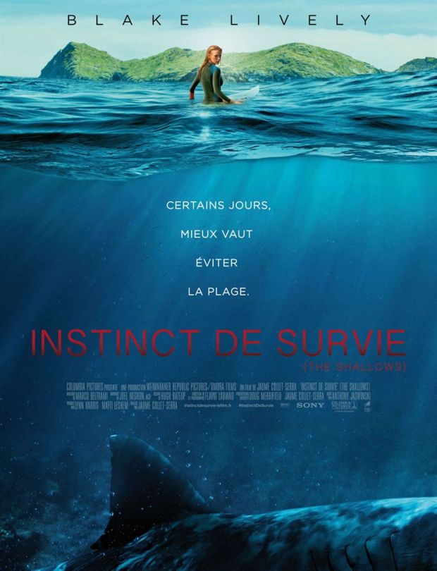 Instinct de survie – The Shallows