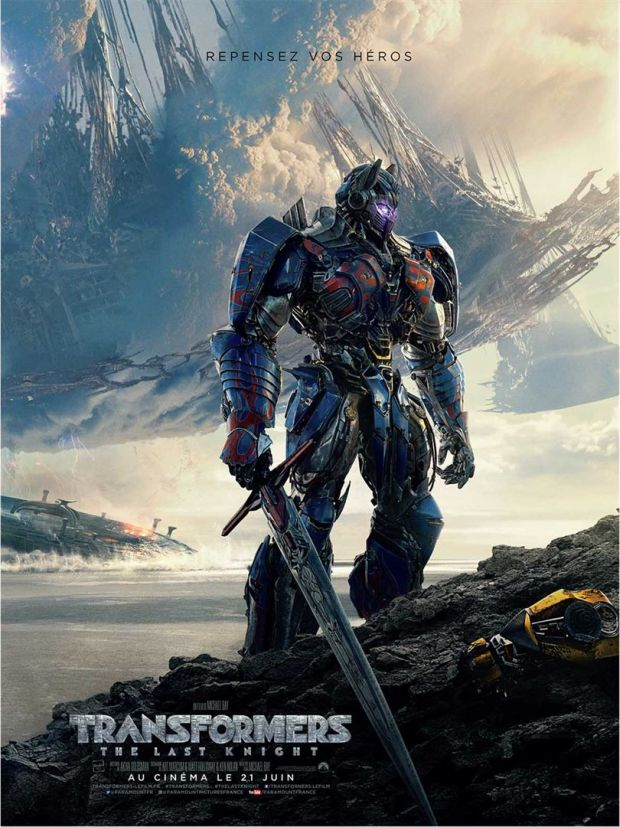 Transformers 5 The Last Knight
